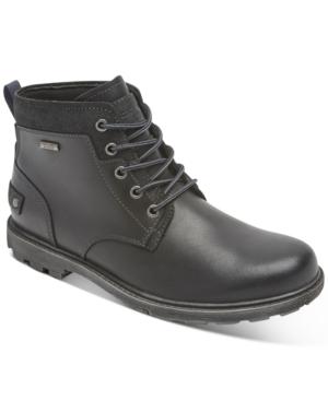 Rockport Men's Rugged Bucks Ii Waterproof Chukka Boots Men's Shoes