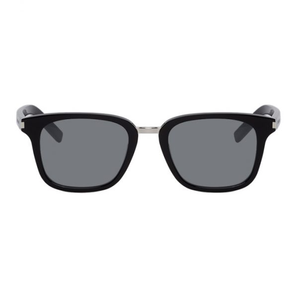 Saint Laurent Black Square SL 341 Sunglasses