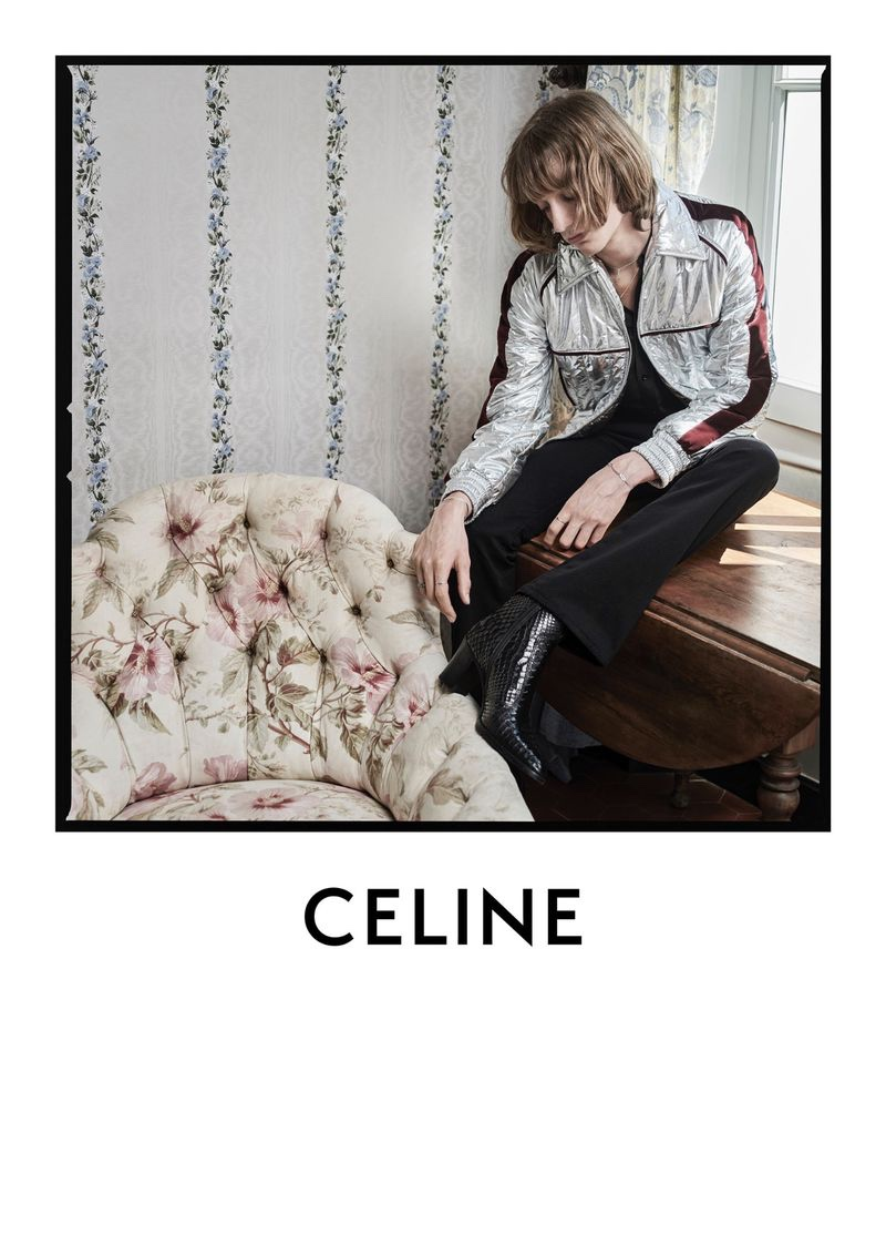Dylan Stars in Celine Fall '20 Campaign