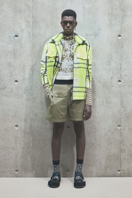 Dior Men Collaborates with Artist Amoako Boafo for Spring '21 Collection