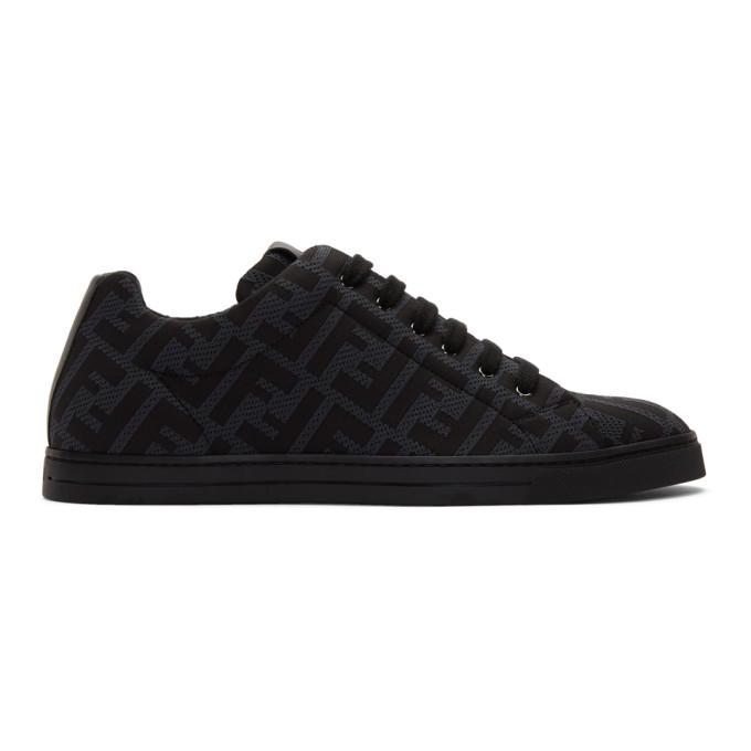 Black Forever Fendi Sneakers