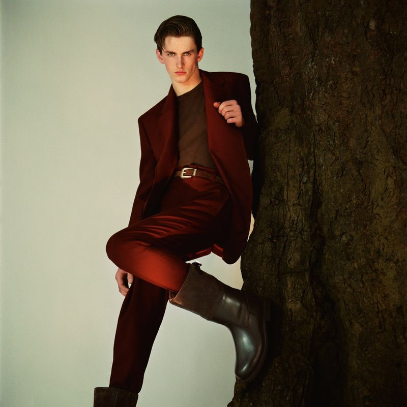 George Webb makes a case for equestrian style with an editorial from Fantastic Man.