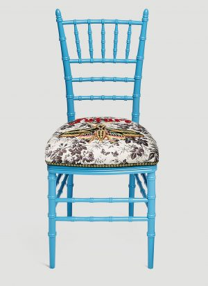 Gucci Chiavari Chair in Blue size One Size