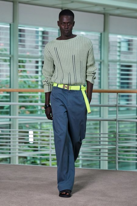 Hermès Presents Easy Chic Style for Spring '21 Collection