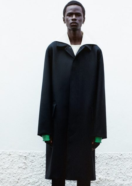 Jil Sander Makes a Clean, Impactful Impression with Spring '21 Collection