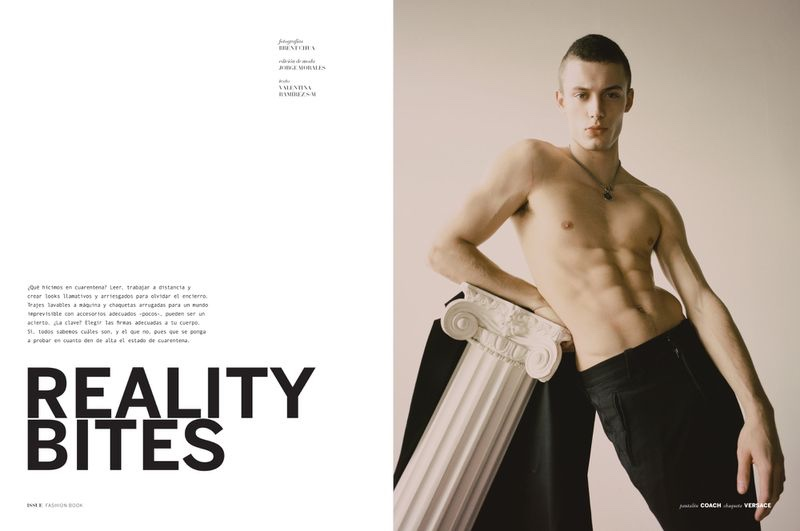 Reality Bites: João for Issue South America