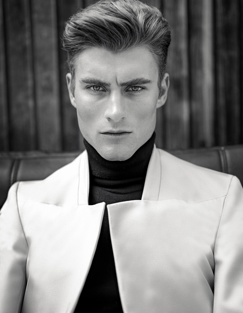 Fashionisto Exclusive: Linus Weber photographed by Dr. Constantin Slotty