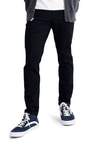 Men's Madewell Athletic Slim Fit Jeans, Size 32 x 32 - Black