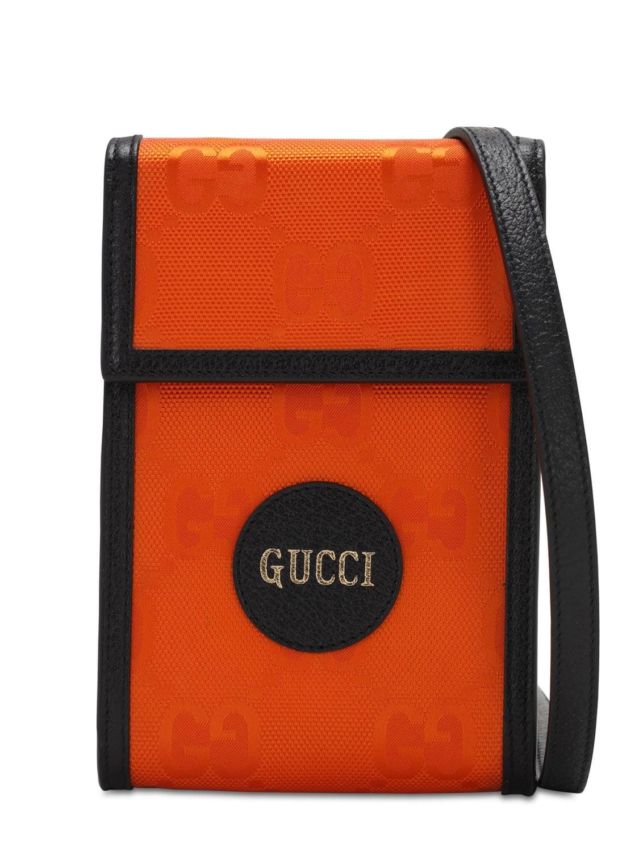 Off The Grid Gg Econyl Crossbody Bag