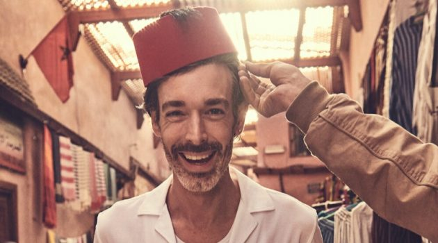 Richard Travels to Marrakech for Esquire Singapore