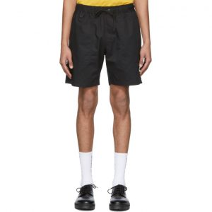 Saturdays NYC Black Quinn Shorts
