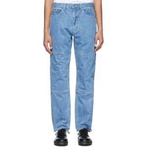 Saturdays NYC Indigo Patrick Workwear Jeans