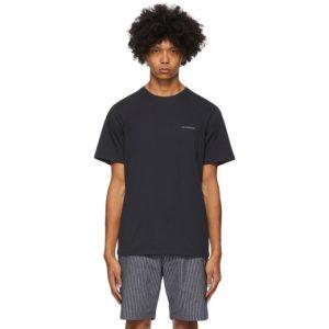 Saturdays NYC Navy Leon T-Shirt