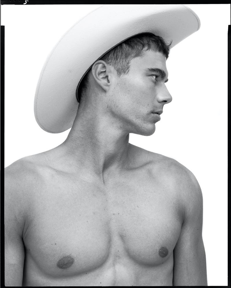 Nosebleed Cowboy: Scott for FACTORY Fanzine