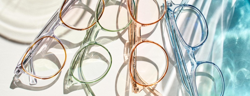 Warby Parker unveils its colorful Concentric collection.