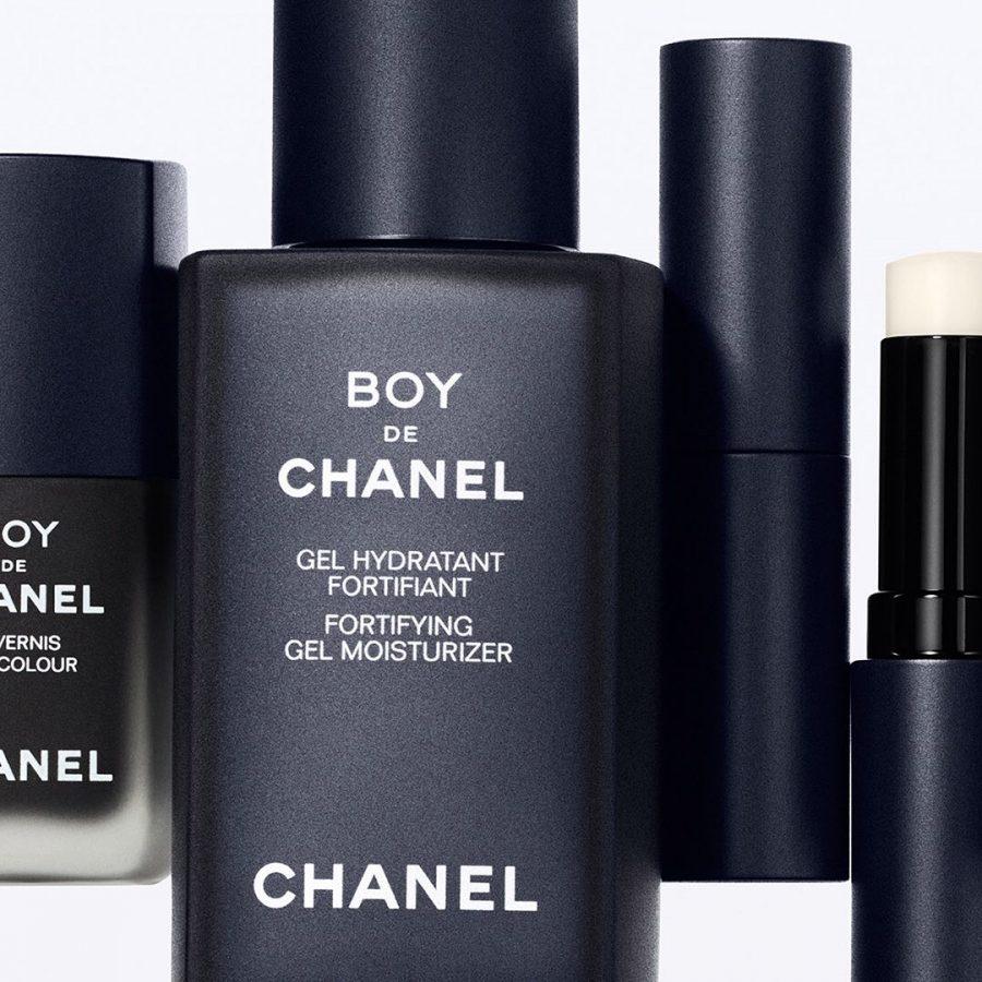 Boy De Chanel Fortifying Gel Moisturizer