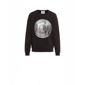 Coin Cotton Sweatshirt
