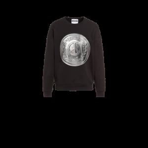 Coin Cotton Sweatshirt