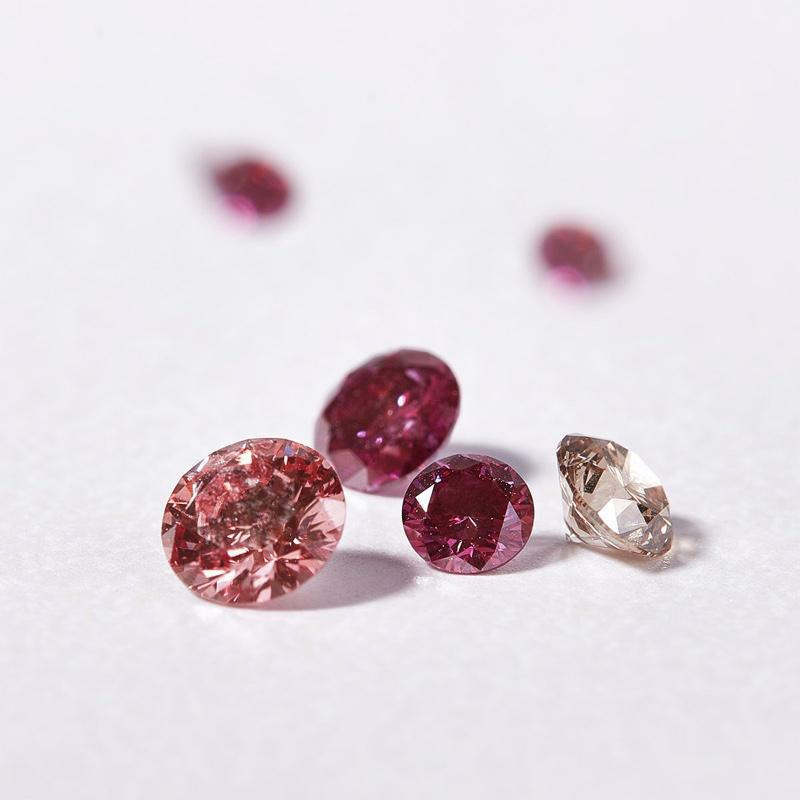 Pink Diamonds Jewelry