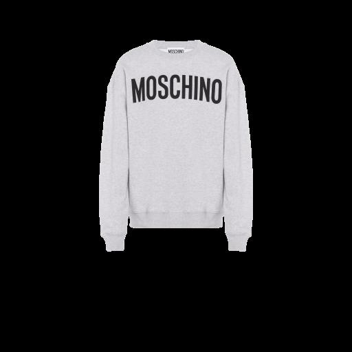 Cotton Sweatshirt With Logo