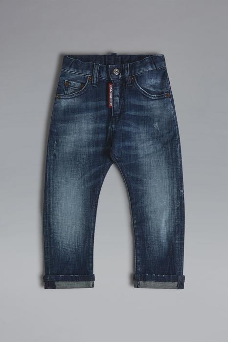 DSQUARED2 Men 5 pockets Blue Size 24-36 98% Cotton 2% Elastane