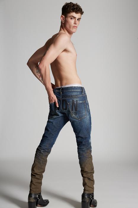 DSQUARED2 Men 5 pockets Blue Size 30 98% Cotton 2% Elastane