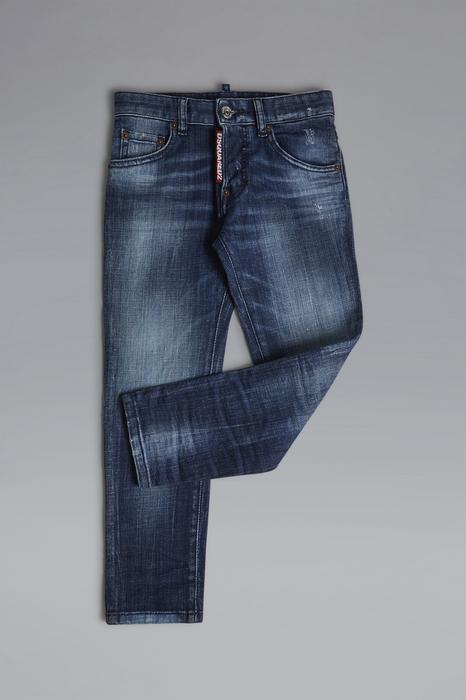 DSQUARED2 Men 5 pockets Blue Size 8 98% Cotton 2% Elastane