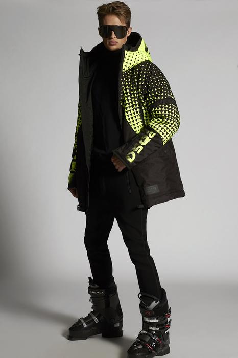 DSQUARED2 Men Coat Black Size 44 100% Polyester Polyurethane