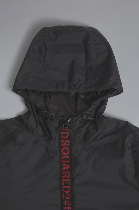 DSQUARED2 Men JACKET/BLAZER Black Size 16 100% Polyester