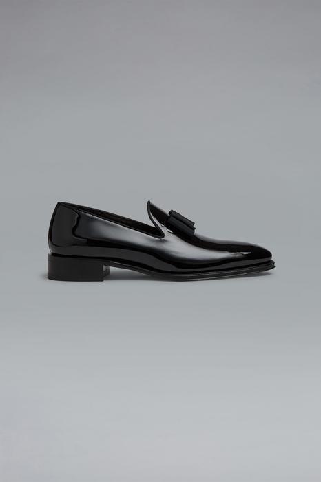 DSQUARED2 Men Moccasin Black Size 8 100% Calfskin