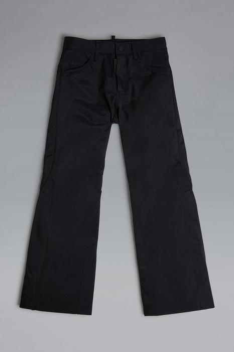 DSQUARED2 Men Pants Black Size 16 100% Polyamide