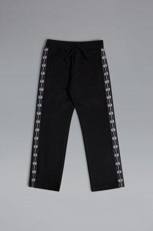 DSQUARED2 Men Pants Black Size 8 55% Polyester 45% Cotton