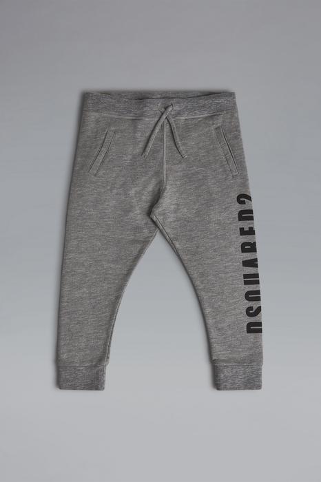 DSQUARED2 Men Pants Light grey Size 14 92% Cotton 8% Viscose