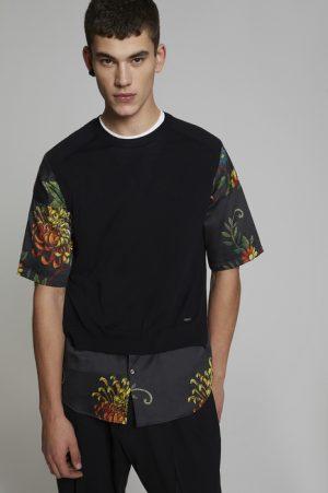 DSQUARED2 Men Pullover Black Size L 100% Virgin Wool