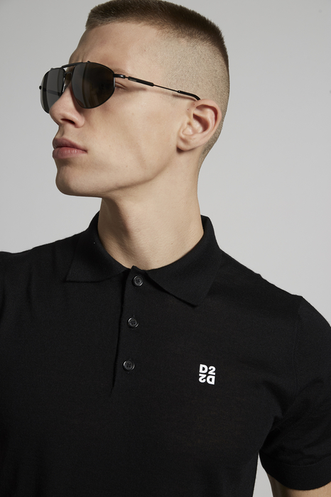 DSQUARED2 Men Pullover Black Size XL 100% Cashmere