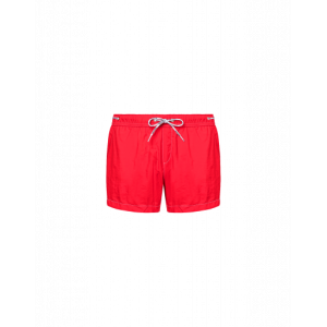 Logo Lace Nylon Boxer Shorts