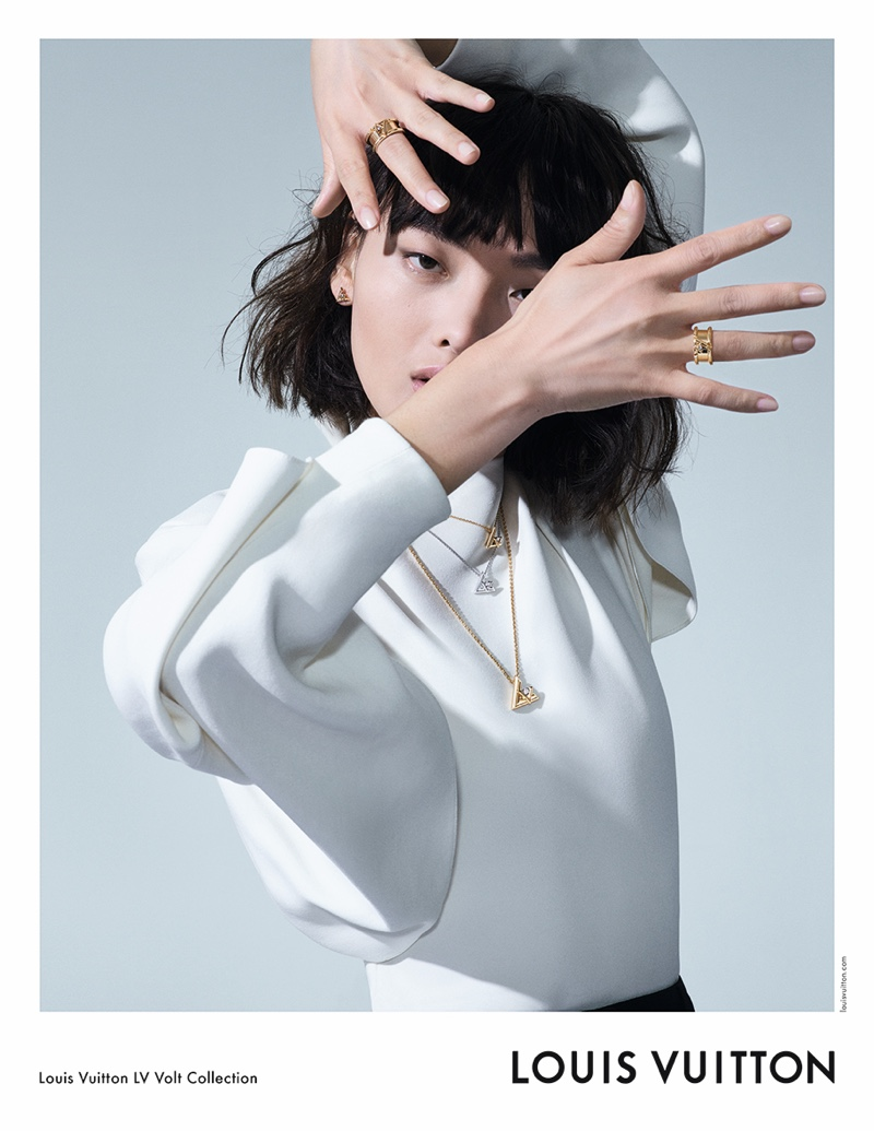 Louis Vuitton Goes Genderless with LV Volt Jewelry Collection