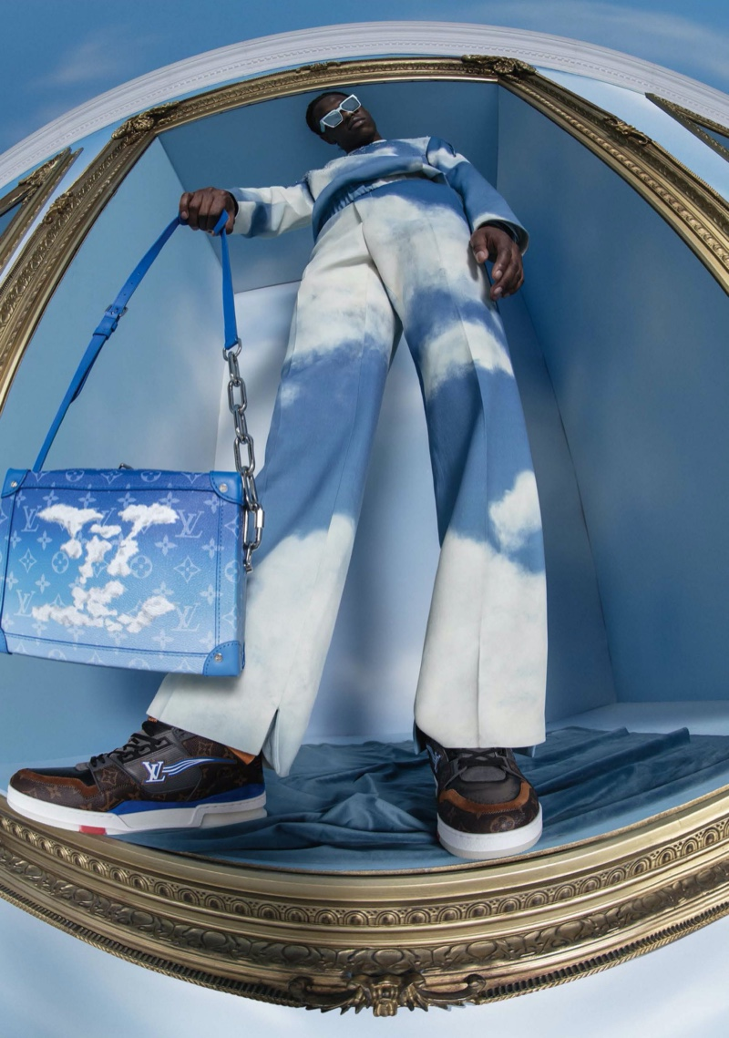 Louis Vuitton Delivers a Heavenly Fall '20 Campaign