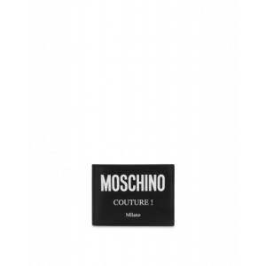 Moschino Couture Leather Wallet