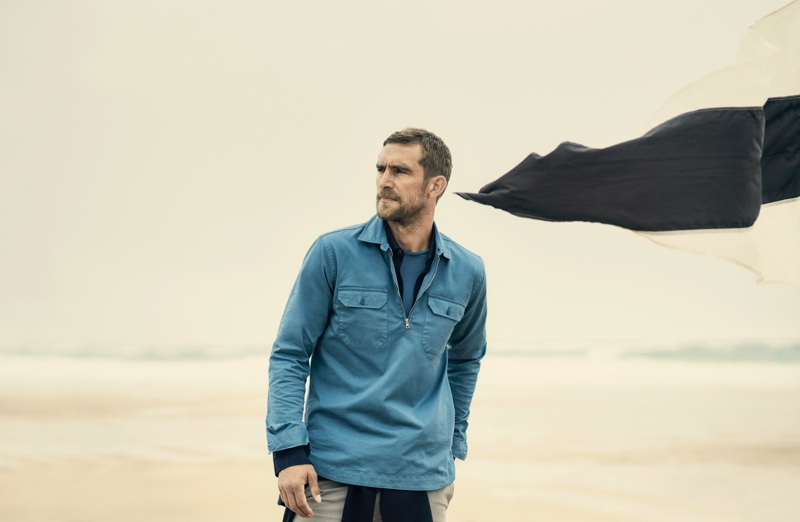 Equinox Explorer: Orlebar Brown Launches Fall '20 Collection