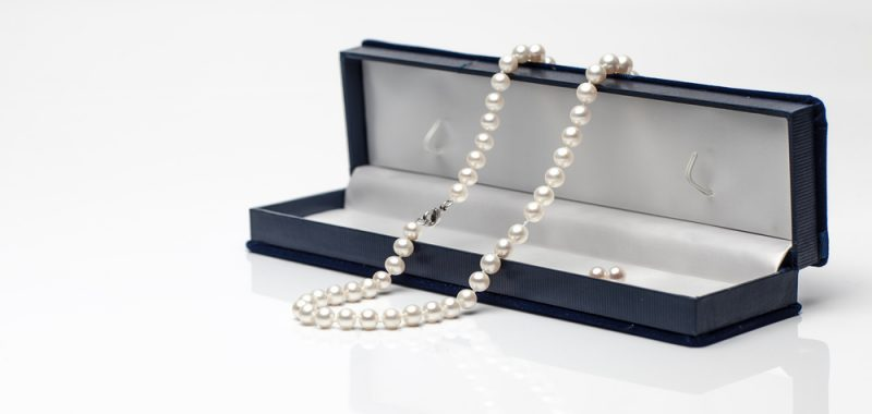 Pearl Necklace Giftbox