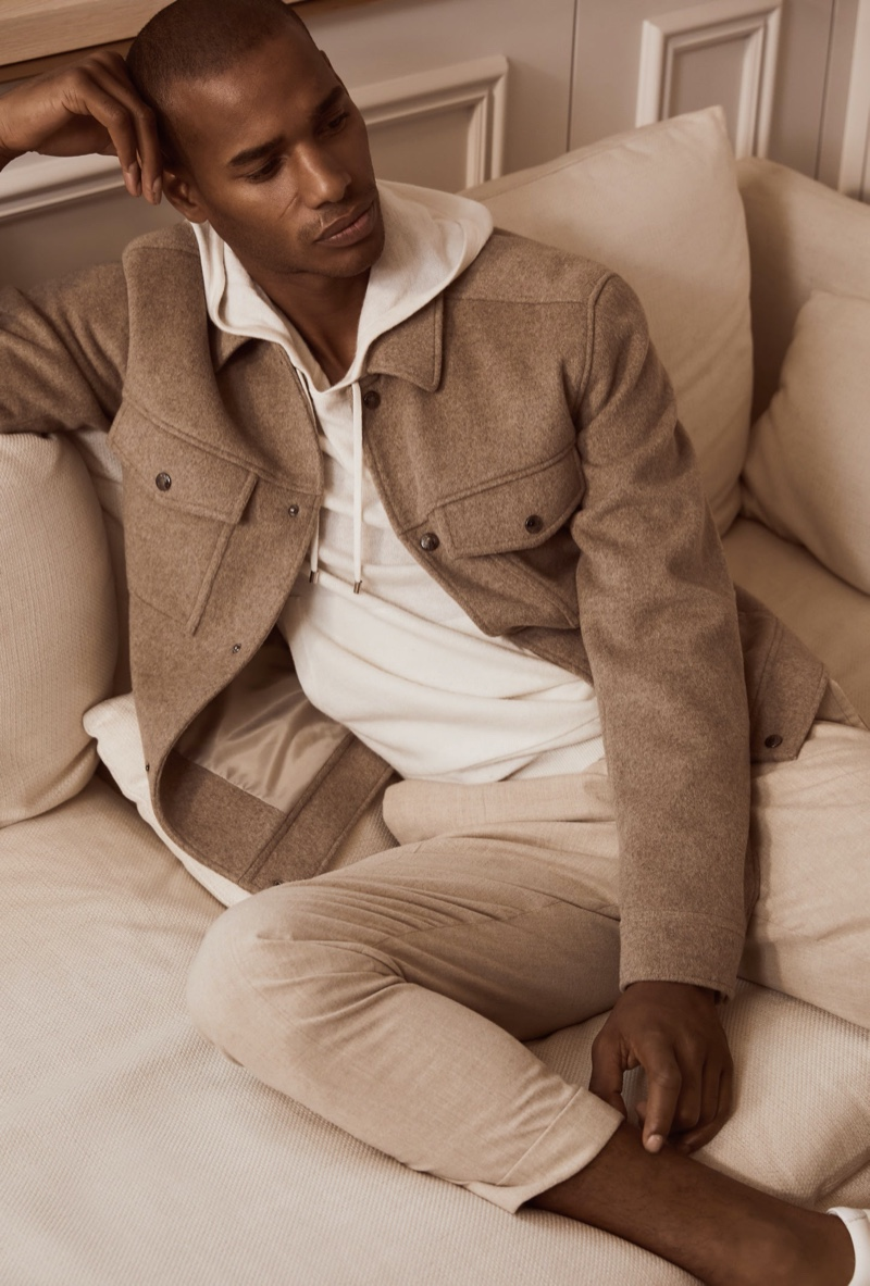 Luxe Leisure: Sacha Dons Reiss Fall '20 Collection