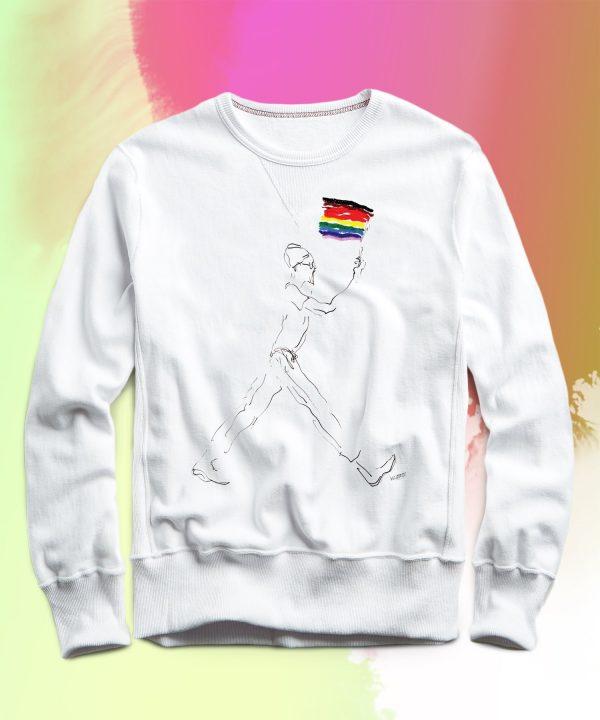 TS Pride x Richard Haines Sweatshirt