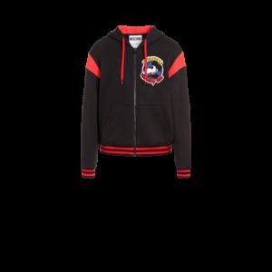 Zip Sweatshirt Mickey Rat