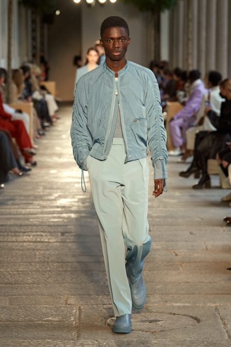 BOSS Goes Casual for Spring '21 Collection