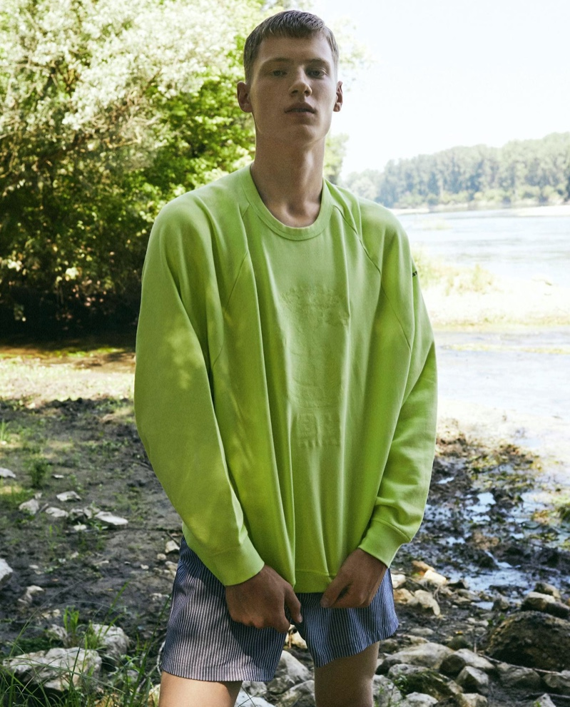 By the River: Braien for ICON Magazine