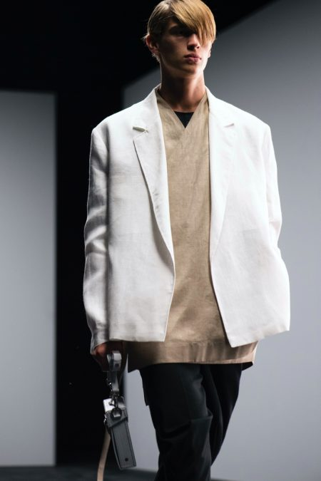 Dunhill Experiments with Tailoring for Spring '21 Collection