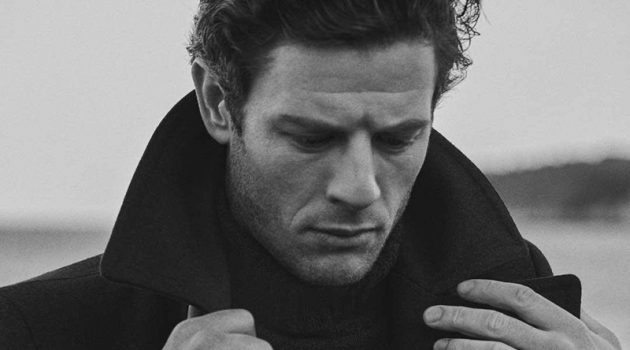 James Norton stars in Belstaff's fall-winter 2020 campaign.