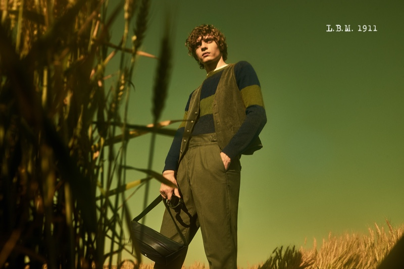 L.B.M. 1911 Explores British Style for Fall '20 Collection