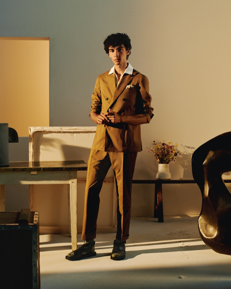Italian Masters: Mr Porter Celebrates Craftsmanship with New Collection